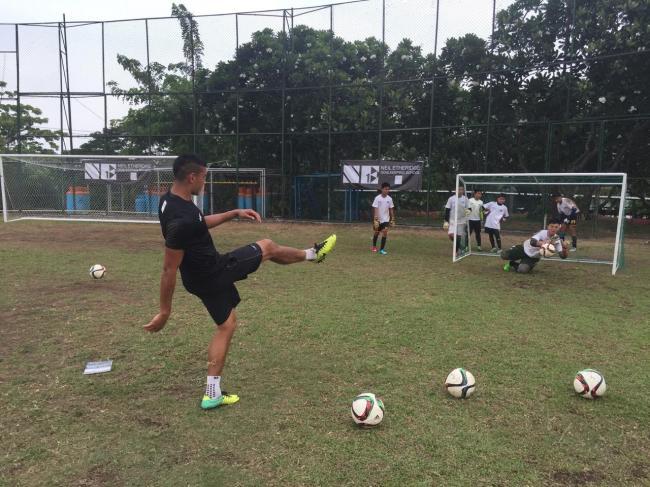 Neil Etheridge goalkeeping school to start in June